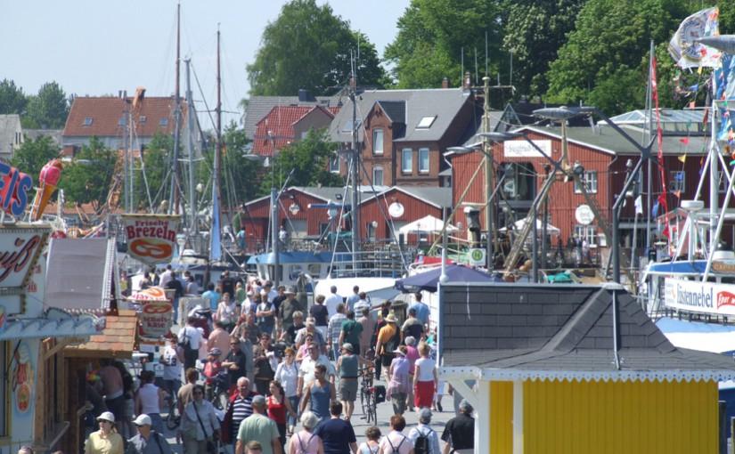 Eckernförder Fischmarkt – fangfrischer Fisch und noch viel mehr!